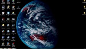 Earth Live Wallpaper in HD with 3d rotation